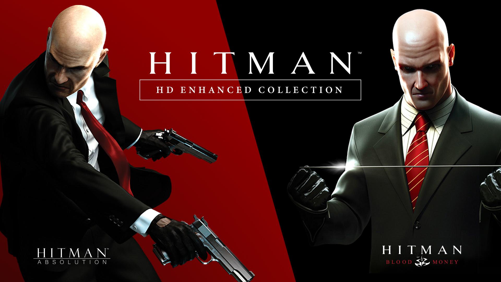 Warner Bros. annuncia ufficialmente Hitman HD Enhanced Collection