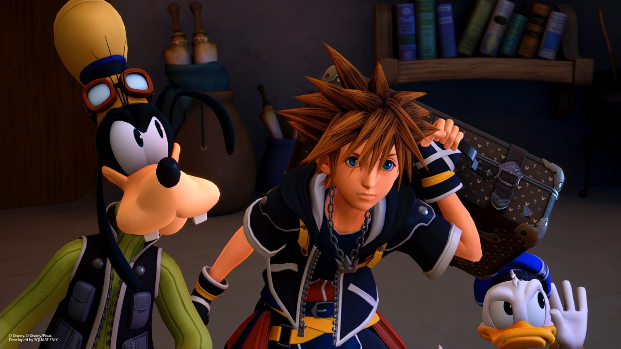 Kingdom Hearts 3 nel nuovo gameplay trailer di Square Enix