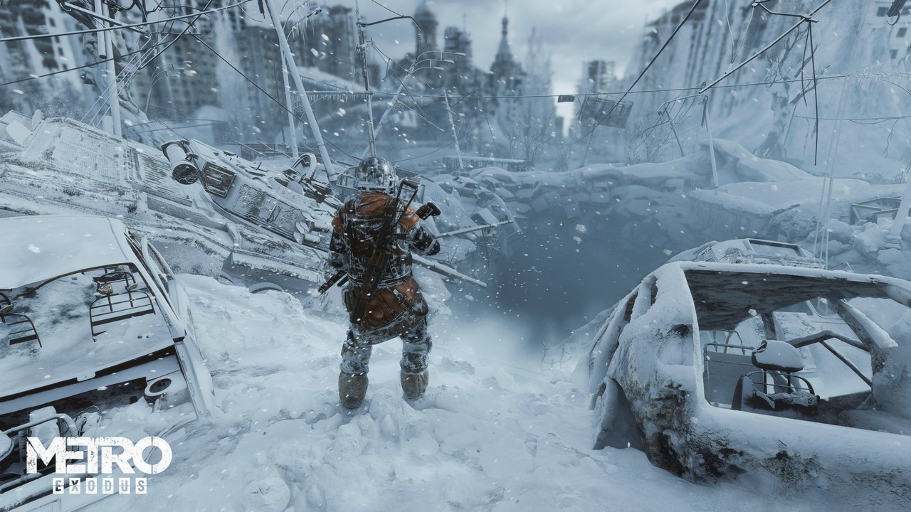 Metro Exodus: la varietà degli scenari in nuovi screenshot