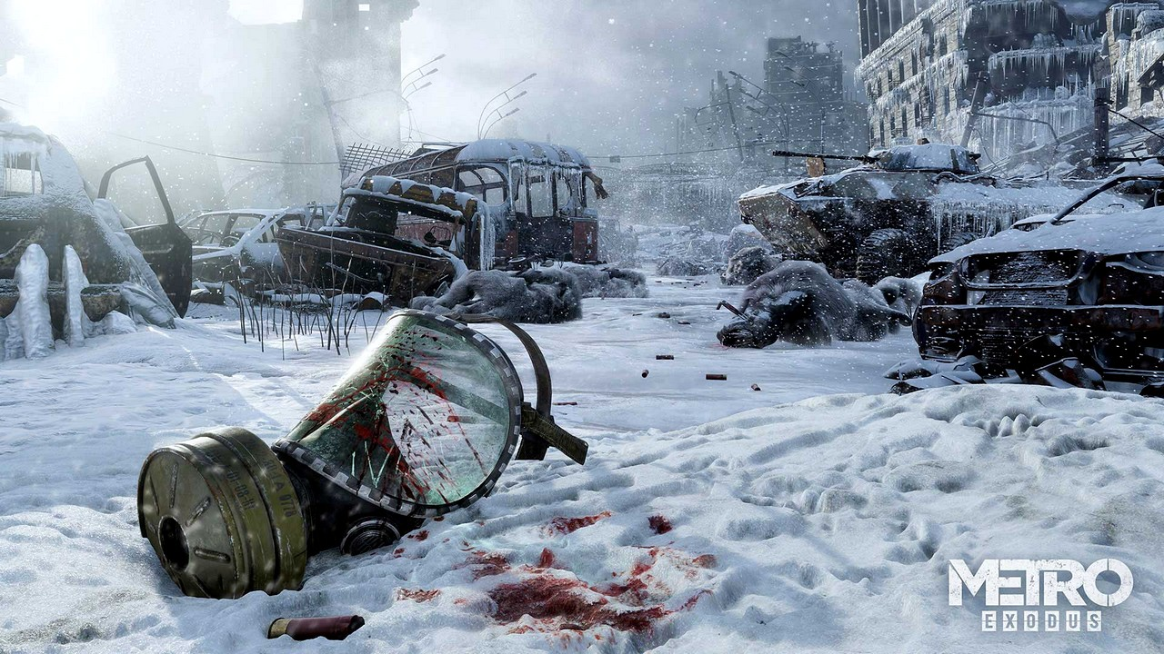 Metro Exodus: svelate le specifiche della versione PC