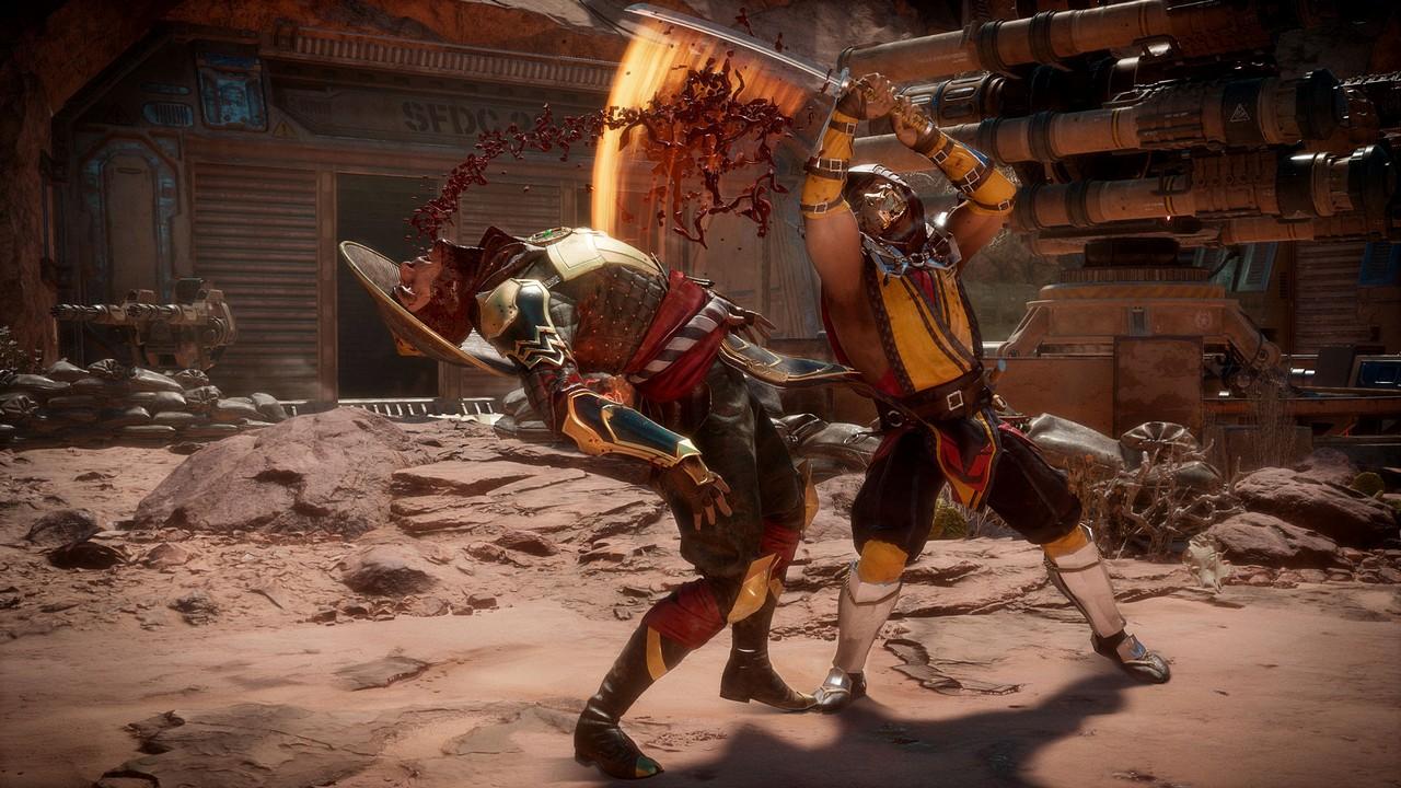 Mortal Kombat 11: ecco il primo, brutale video di gioco