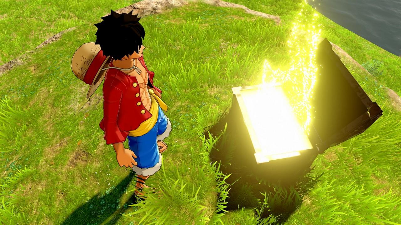 One Piece World Seeker: le nuove immagini mostrano la Sky Island