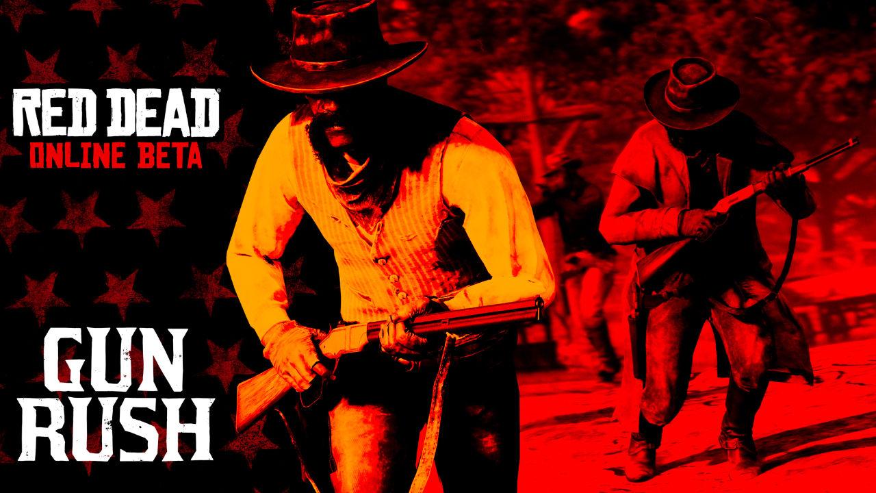 Red Dead Online si aggiorna con la modalità Corsa alle Armi