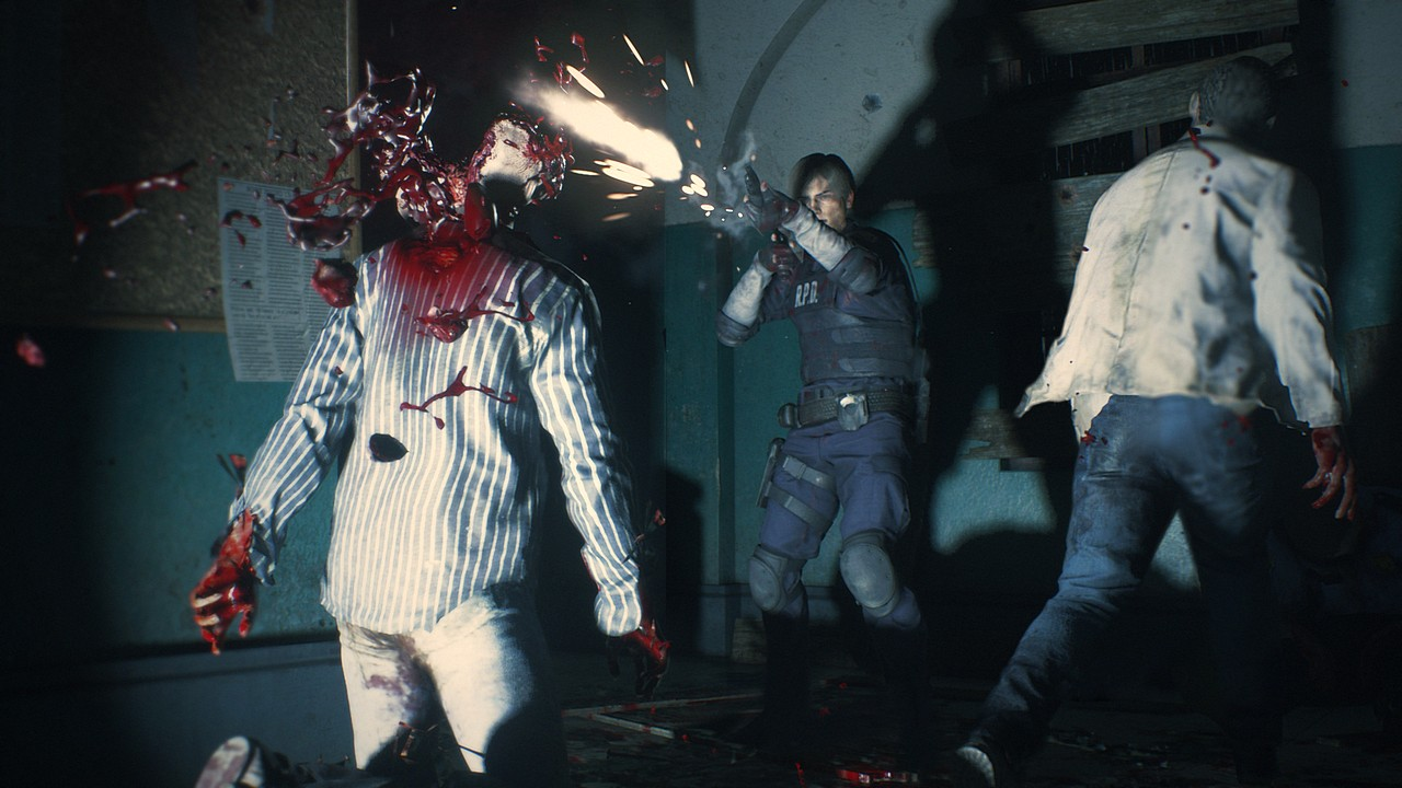 Resident Evil 2 Remake – video comparativa con la versione del 1998