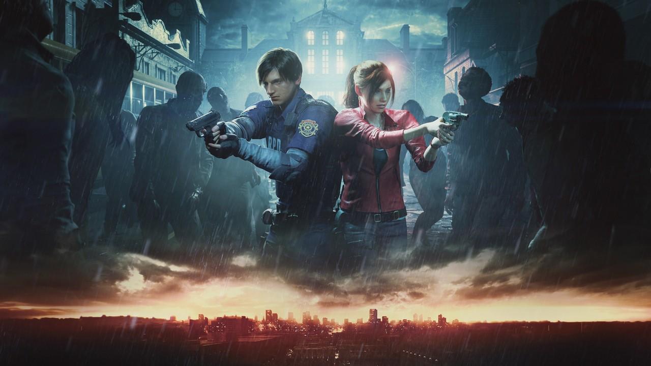 Resident Evil 2 Remake: immagini e video con Tofu e Hunk