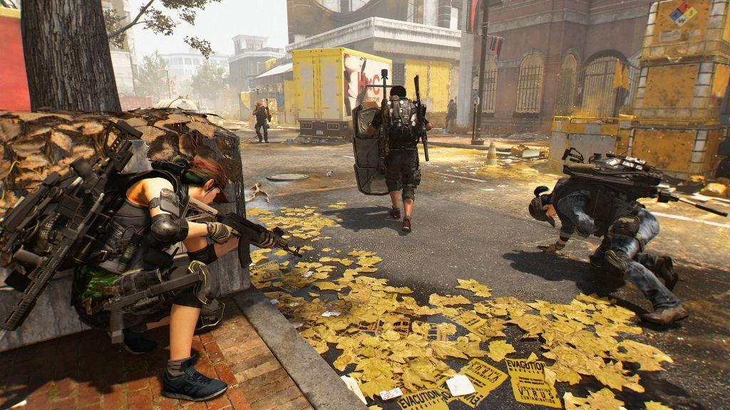 The Division 2: nuove immagini e scene di gioco dalla Zona Nera