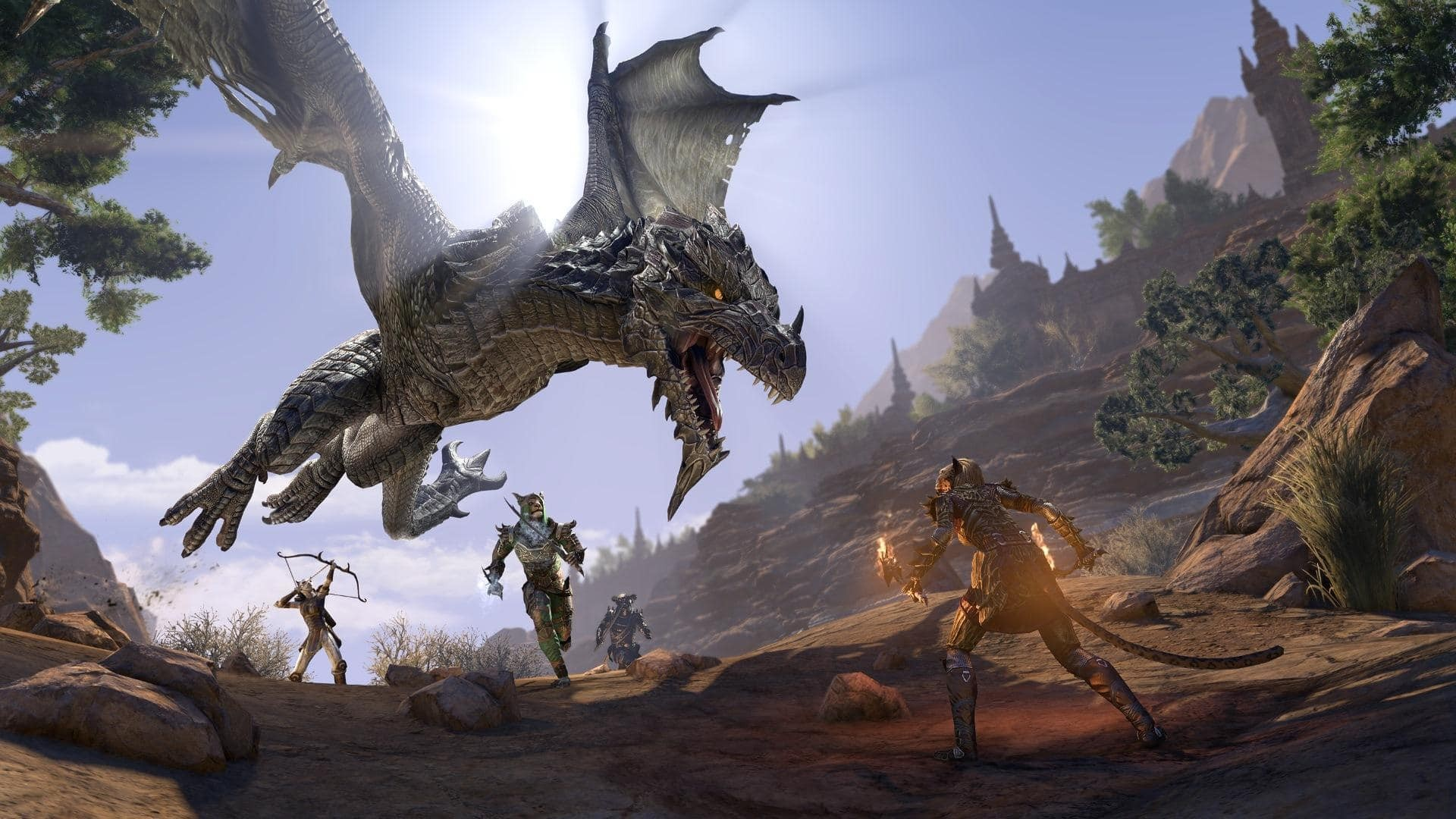 The Elder Scrolls Online: Elsweyr si presenta in immagini e video
