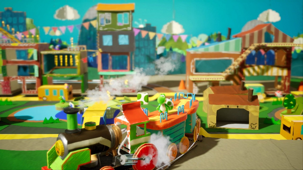 Yoshi's Crafted World: svelata la data di uscita su Nintendo Switch