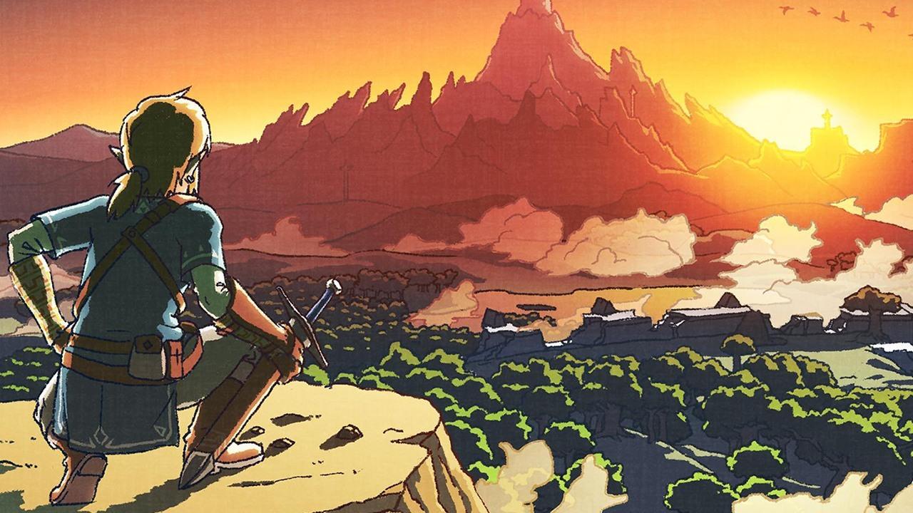 The Legend of Zelda per NES: scoperti in video i Minus Worlds!