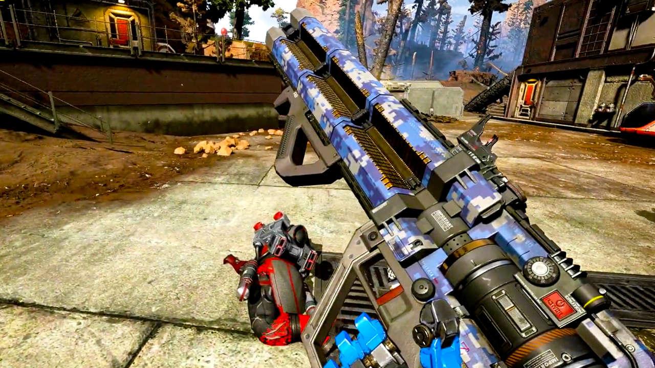 Apex Legends: il nuovo update introduce il Fucile Havoc