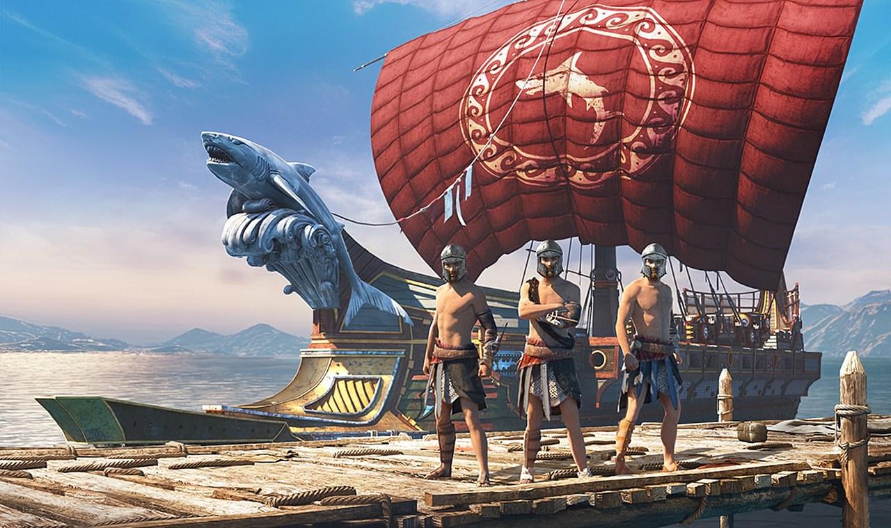 Assassin's Creed Odyssey: tutte le novità dell'update di Febbraio in video