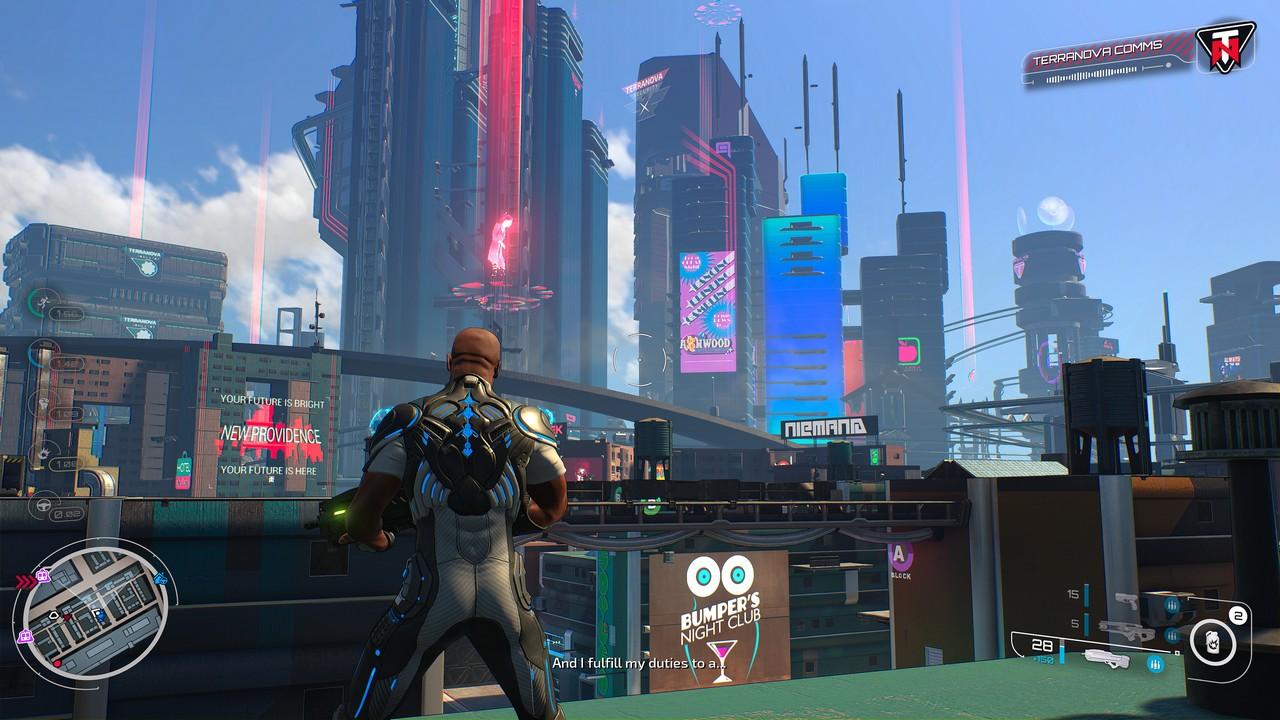 Crackdown 3: i nuovi screenshot mostrano la campagna principale