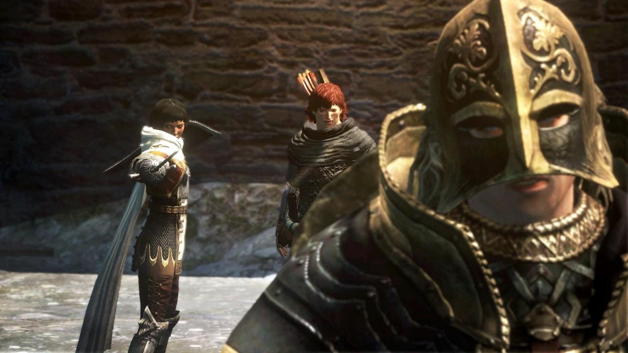 Dragon's Dogma: Dark Arisen per Nintendo Switch – ecco le prime immagini