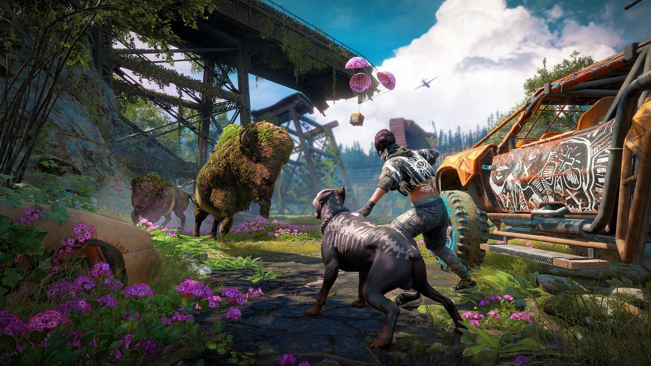 Far Cry New Dawn: nuove cartoline dal Montana post-apocalittico nel trailer di lancio