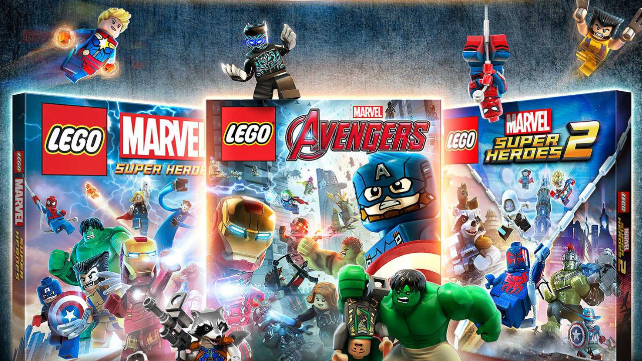 LEGO Marvel Collection è ufficiale: ecco i primi dettagli