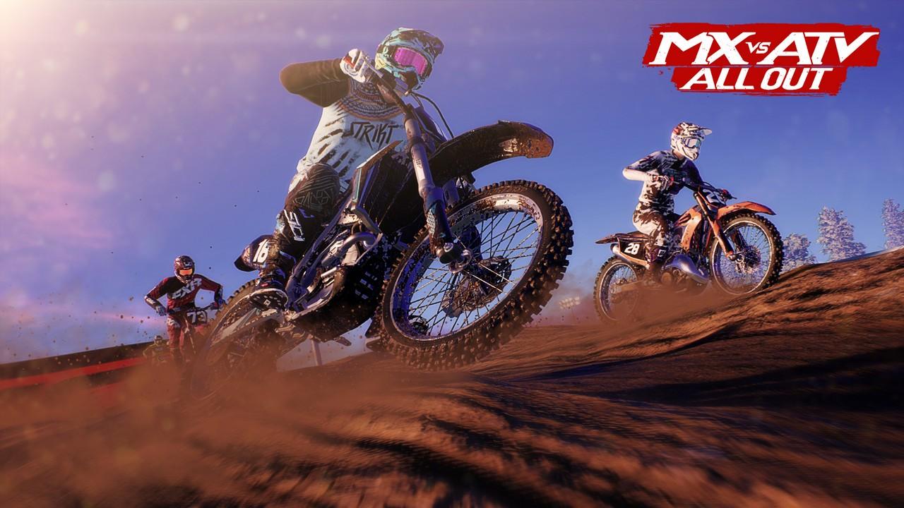 MX vs ATV All Out: THQ Nordic svela i contenuti dell'Anniversary Edition