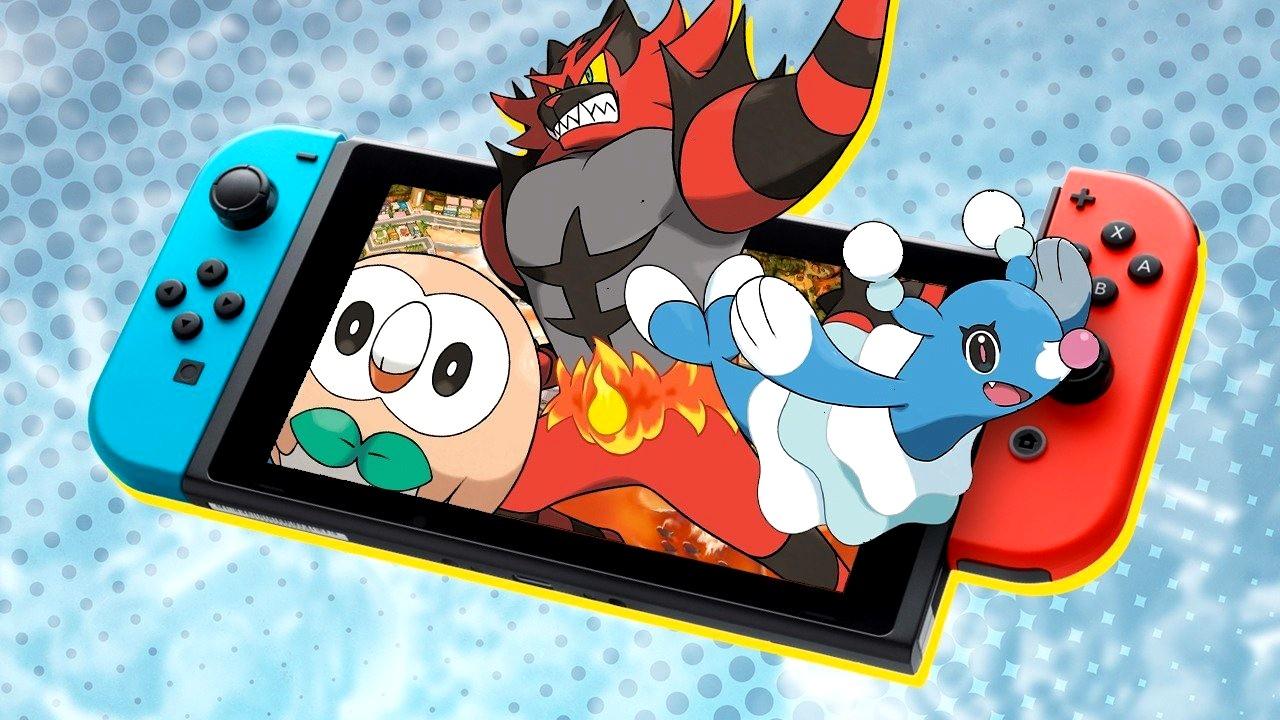 Pokemon RPG per Nintendo Switch: annunciata a breve la data di uscita?