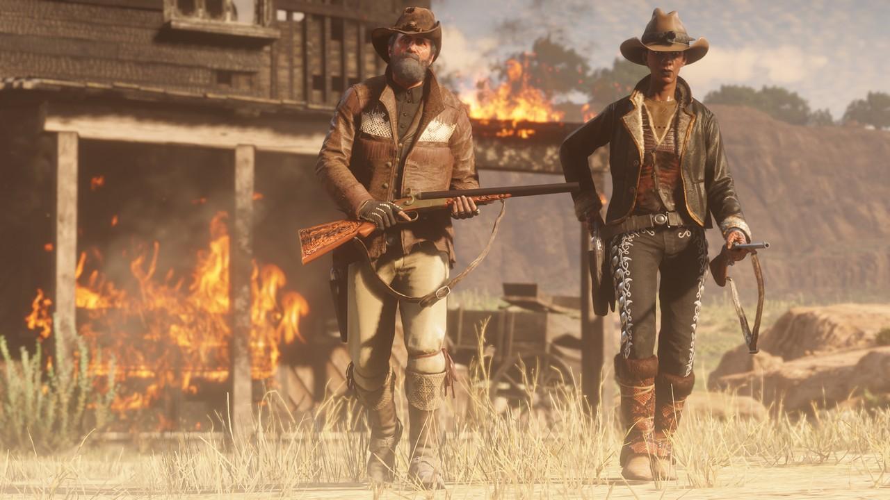 Red Dead Online: uno sguardo sulle novità dell'update del 26 febbraio