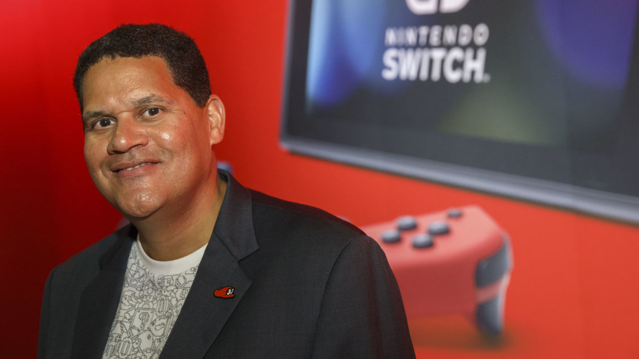 Reggie Fils-Aime lascia Nintendo of America