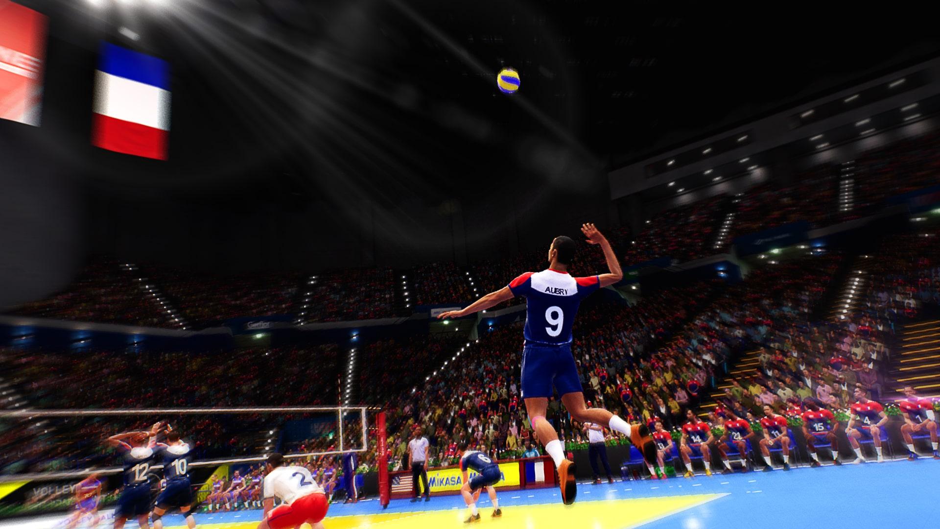 Spike Volleyball è disponibile: guarda il trailer di lancio!