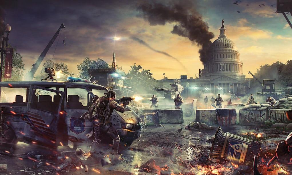 The Division 2: nuovi dettagli sull'ambientazione di Washington D.C.