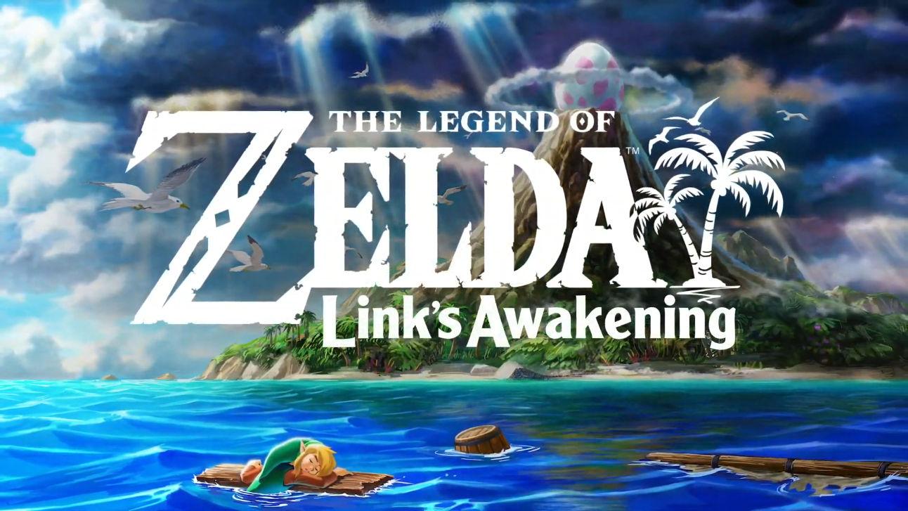 The Legend of Zelda: Link's Awakening per Nintendo Switch – ecco il video di annuncio!