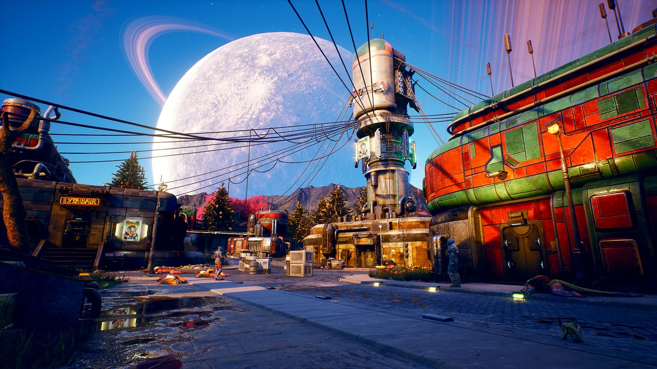 Nuovo gameplay trailer per The Outer Worlds, il prossimo GDR di Obsidian