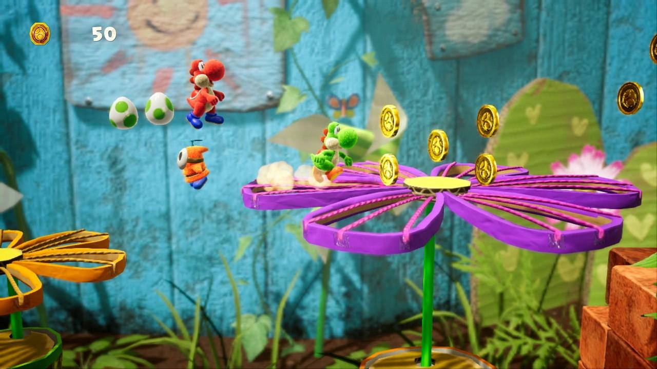 Yoshi's Crafted World: nuova Video Anteprima