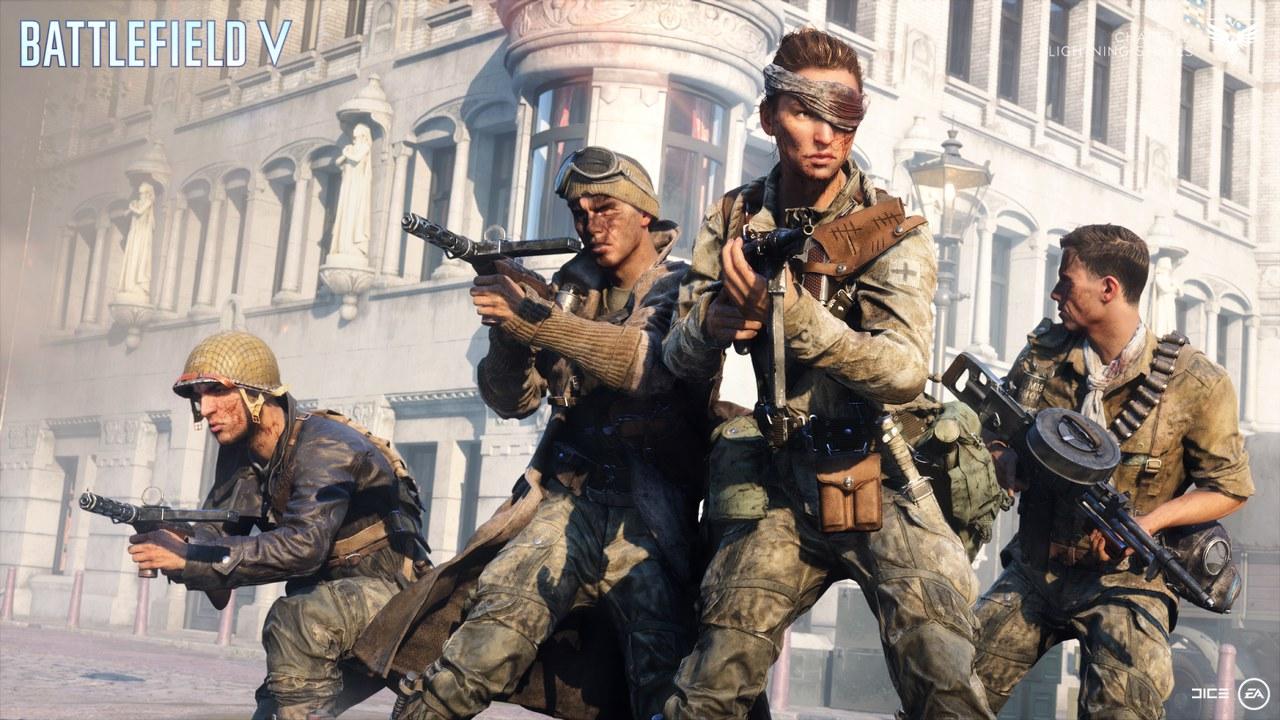 Battlefield V: tutte le novità delle sfide battle royale Tempesta di Fuoco