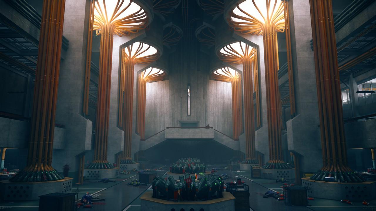 Control: nuovo gameplay trailer sui superpoteri di Jesse Faden
