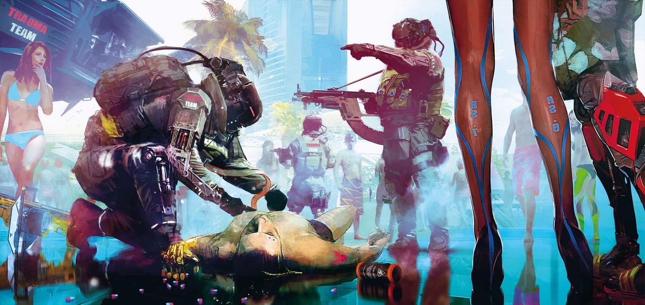 Cyberpunk 2077: nuovo video diario sulle origini di CD Projekt RED