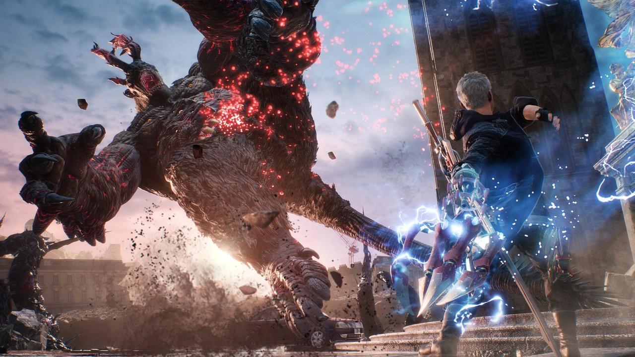 Devil May Cry 5: nuove scene di gioco dallo spettacolare Final Trailer
