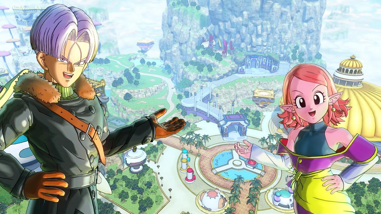 Dragon Ball Xenoverse 2 Lite: svelata la versione gratuita!