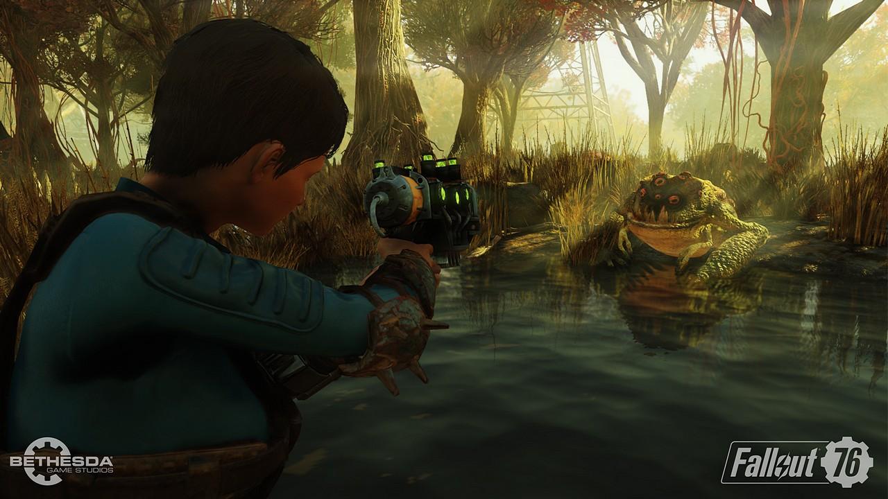 Fallout 76: Bethesda pubblica l'aggiornamento gratuito Wild Appalachia