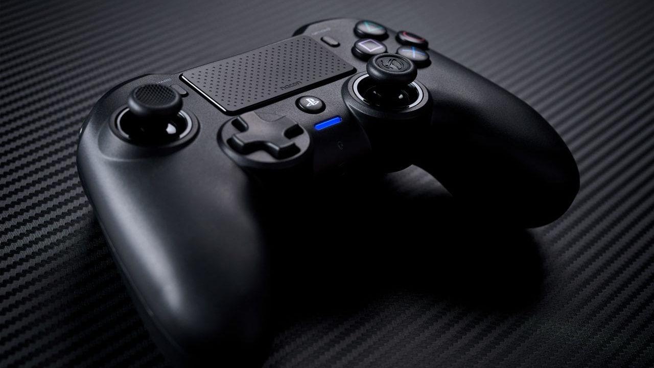 L'Asymmetric Wireless Controller di NACON per PS4 è disponibile