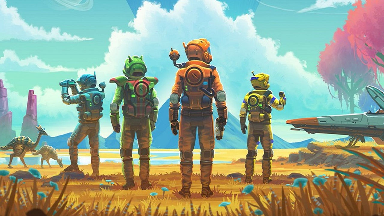 Hello Games svela il nuovo update di No Man's Sky, Beyond