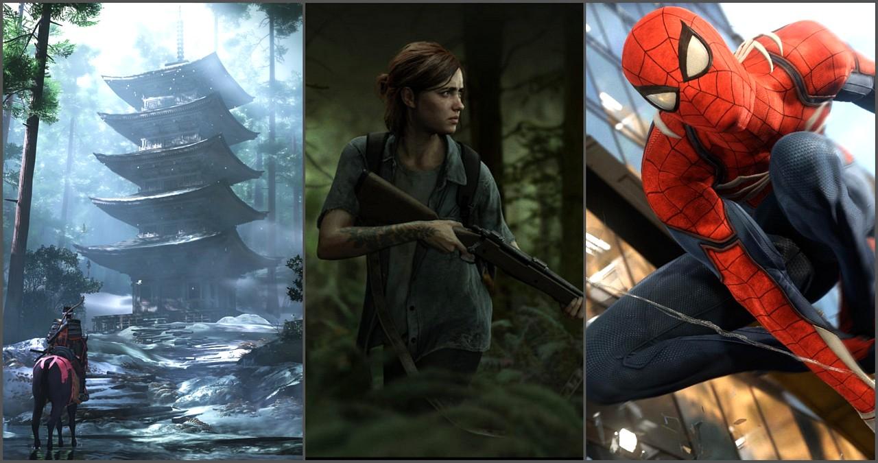 Only on PlayStation: il nuovo video promozionale celebra le esclusive PS4