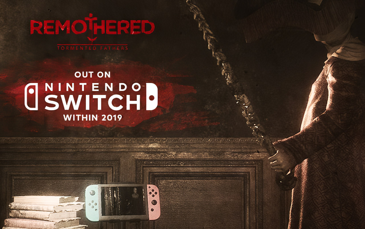 Remothered Tormented Fathers: l'horror italiano in arrivo su Switch nel 2019!