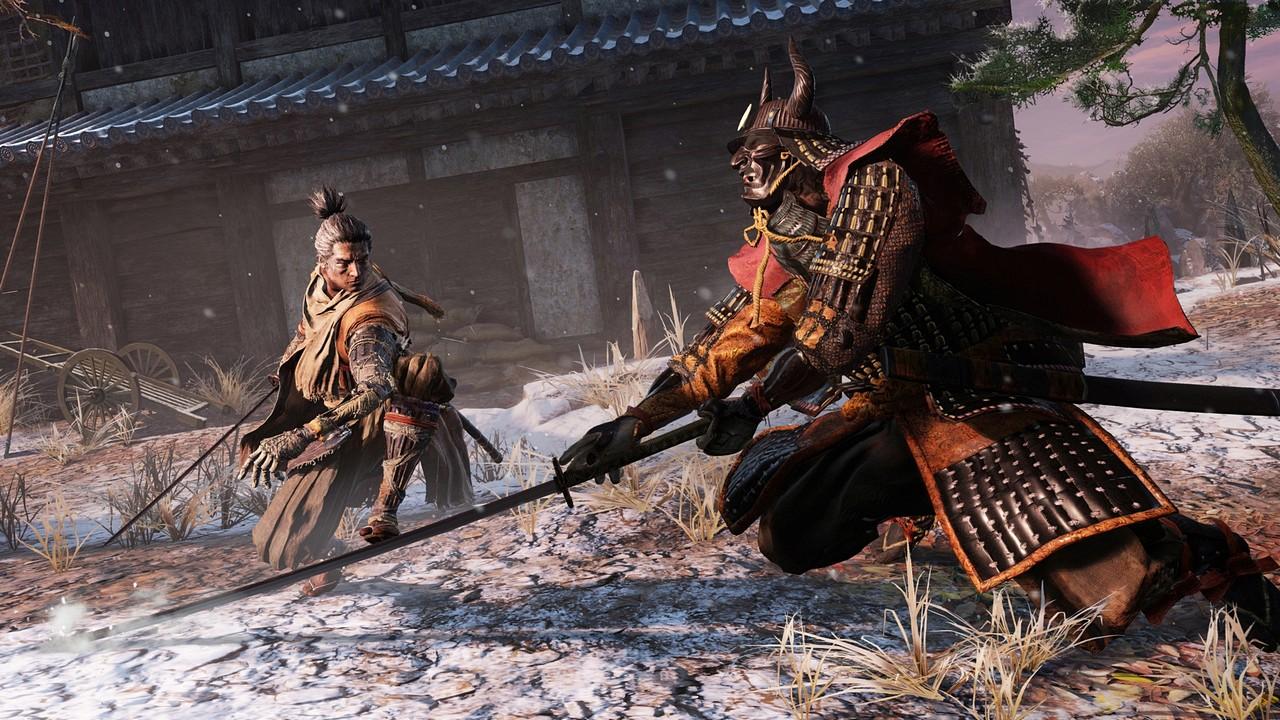 Sekiro: Shadows Die Twice combatte nel Trailer di Lancio