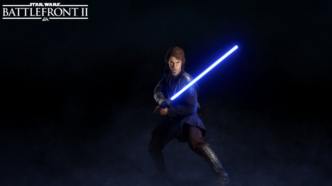 Star Wars Battlefront 2: Anakin Skywalker in arrivo con l'update Il Prescelto