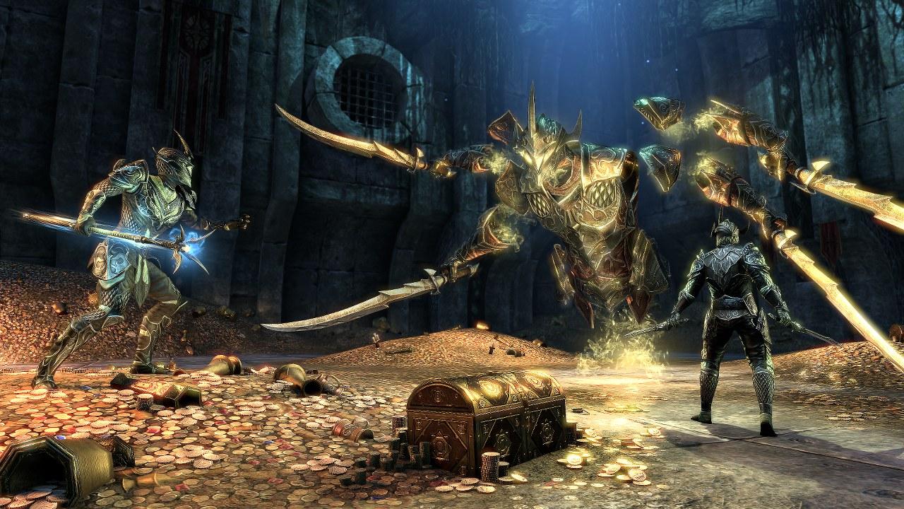 The Elder Scrolls Online: Wrathstone si lancia in foto e video su console