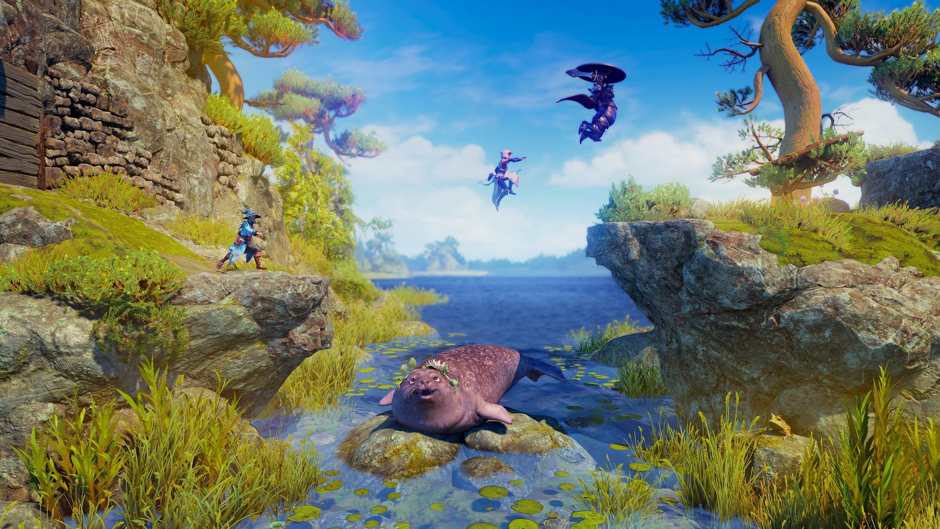 Trine 4: The Nightmare Prince, ecco le prime immagini e scene di gioco