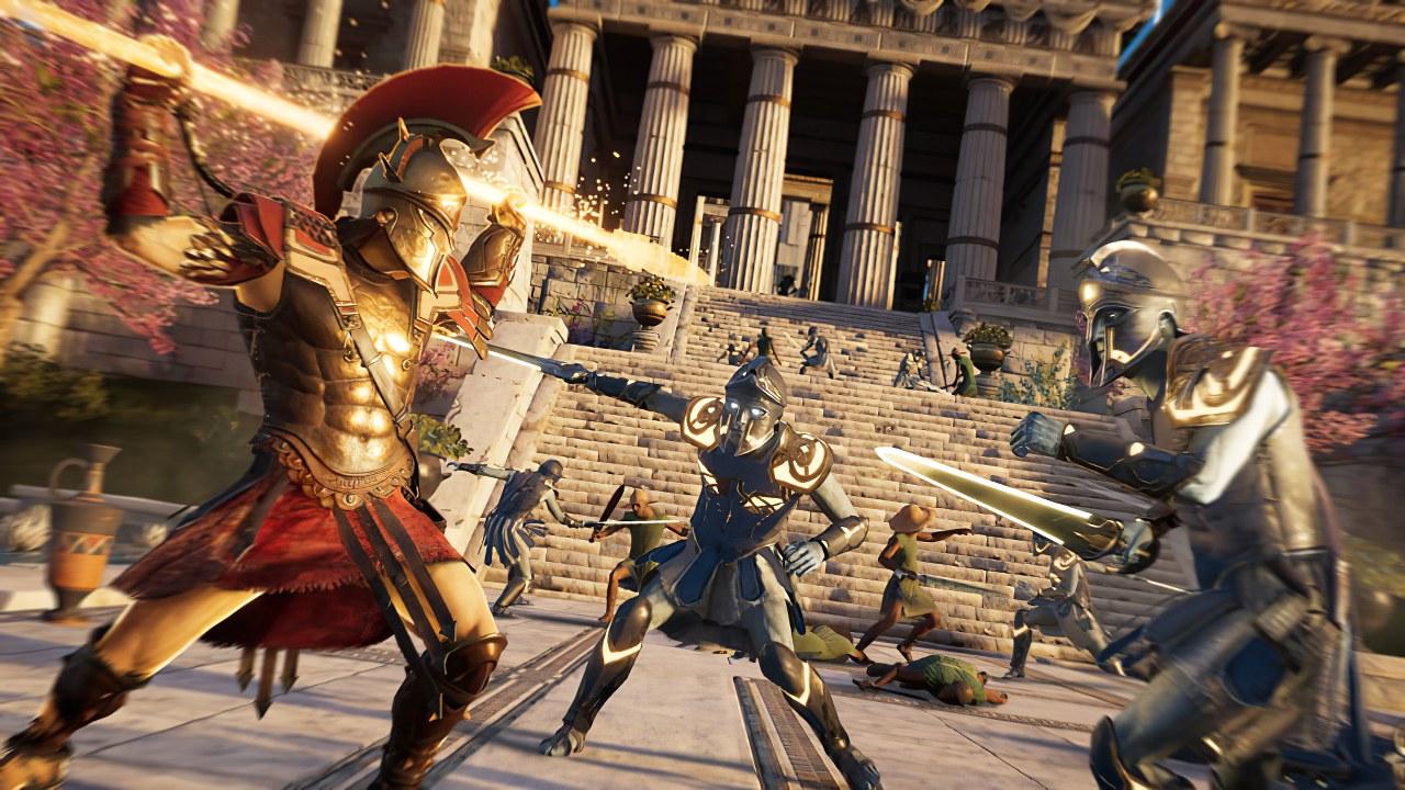 Assassin's Creed Odyssey: Ubisoft lancia il DLC Il Destino di Atlantide
