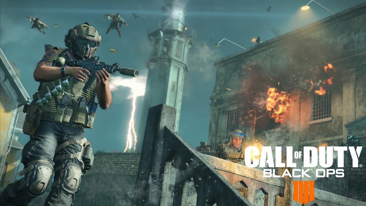 COD Black Ops 4: ecco in video la mappa Alcatraz della modalità Blackout