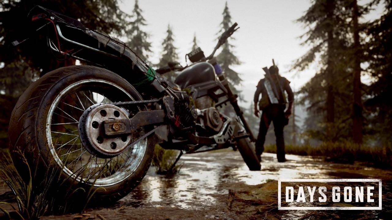 Days Gone: ecco il concorso per vincere una Ducati Scrambler Desert Sled!