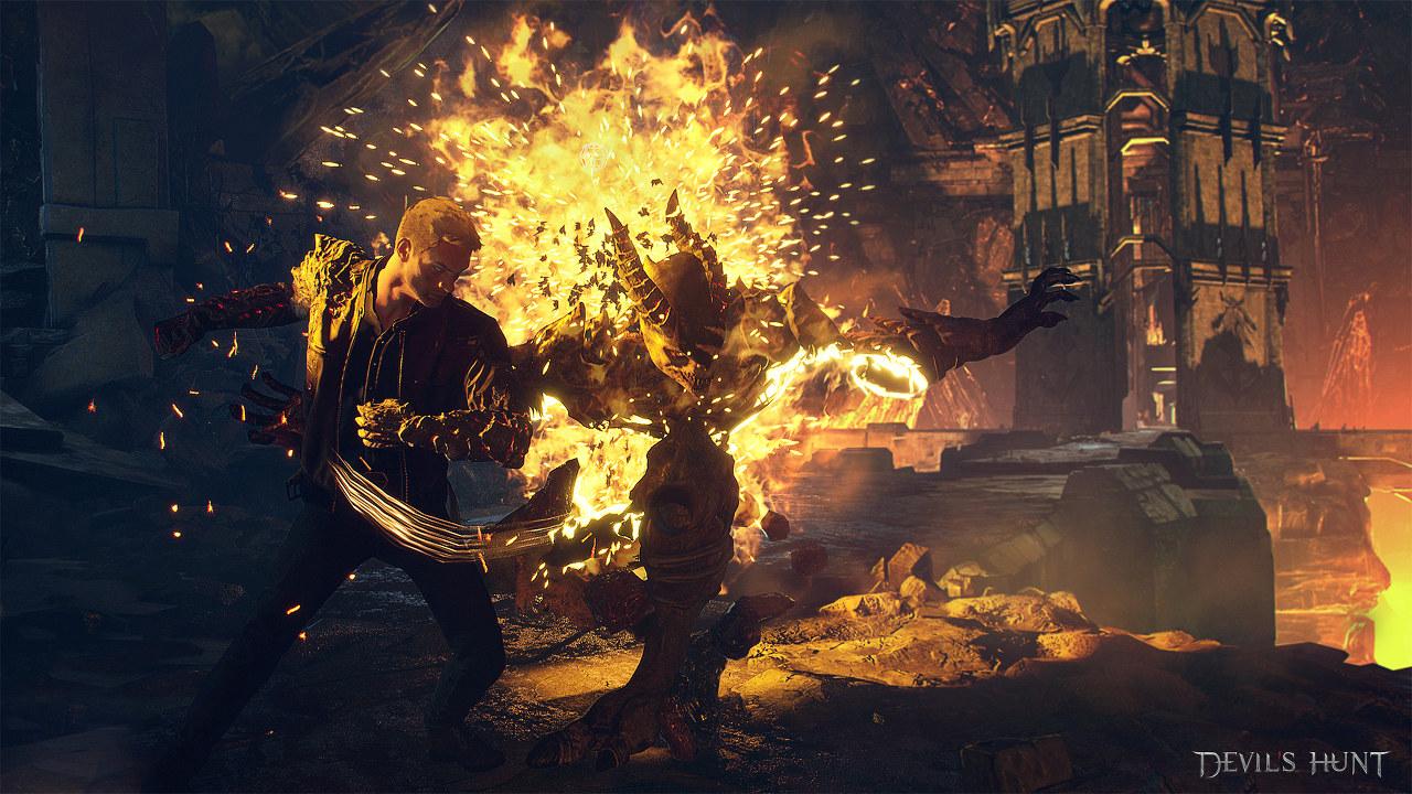 Devil's Hunt: un giro all'Inferno nel nuovo gameplay trailer di PAX East 2019