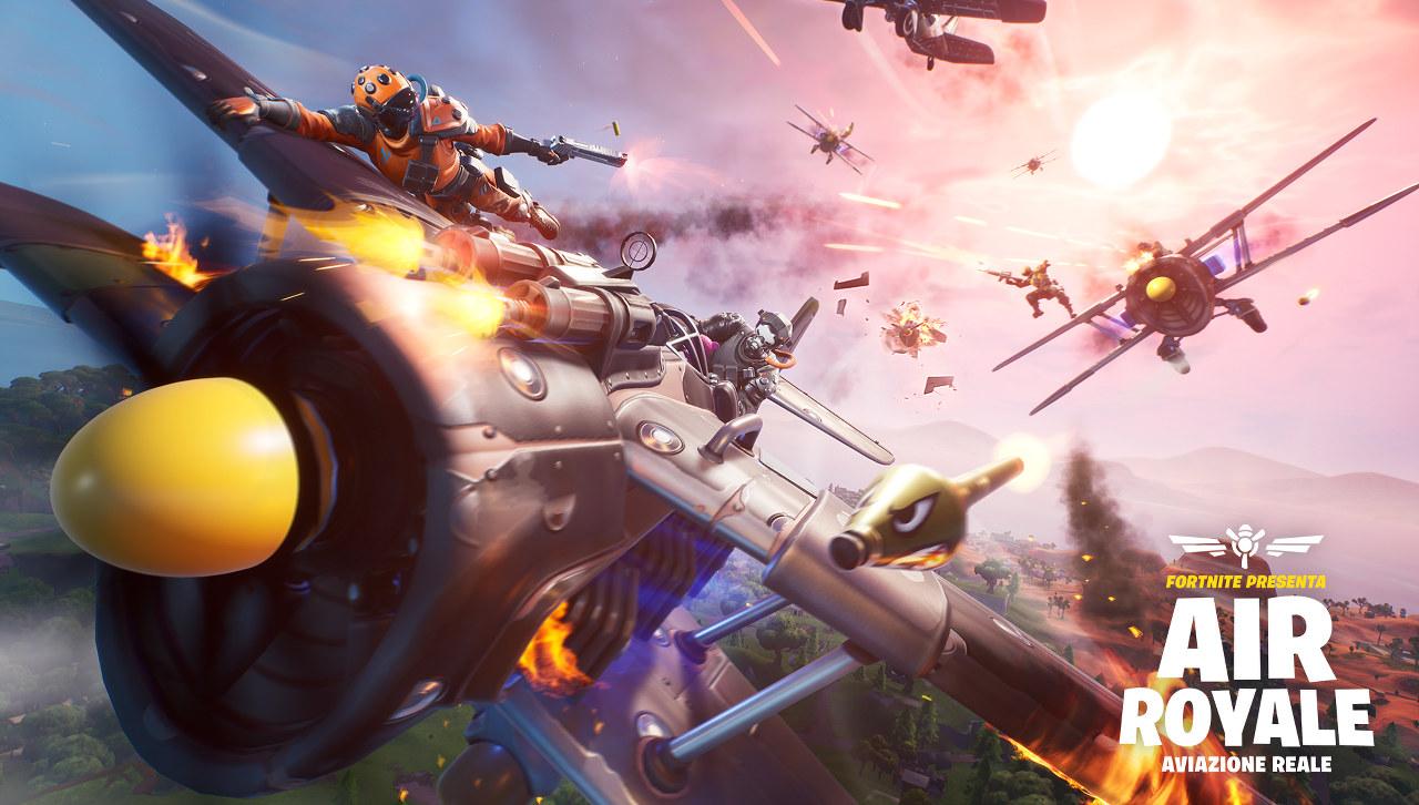 Fortnite Endgame: annunciato l'evento crossover con Thanos e gli Avengers