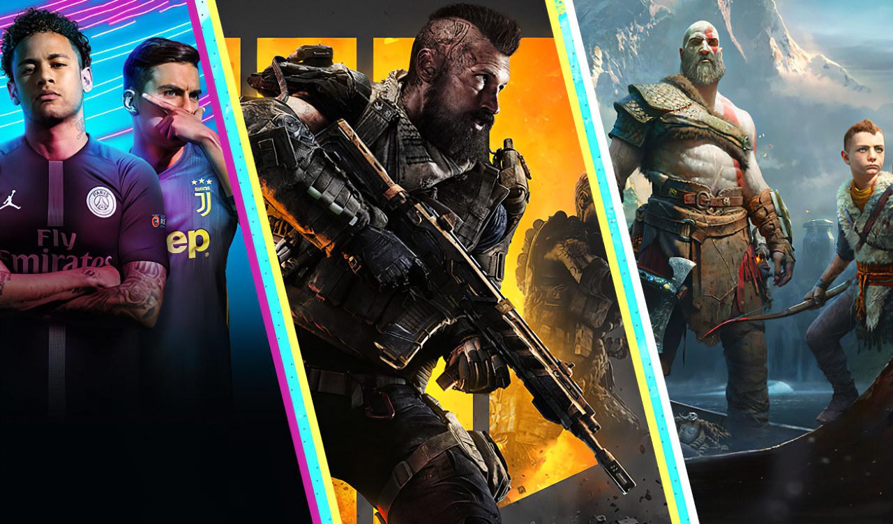 Sconti di Primavera del PS Store: nuove offerte su FIFA 19, Black Ops 4 e God of War