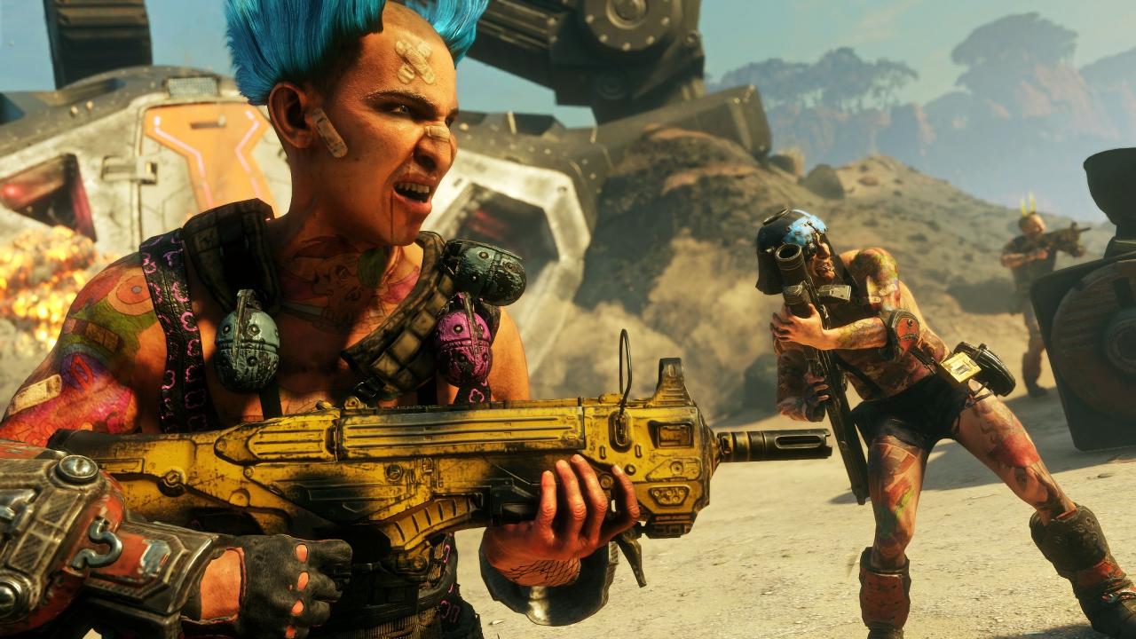 RAGE 2: personaggi, nemici, abilità e ambientazioni in un nuovo gameplay trailer