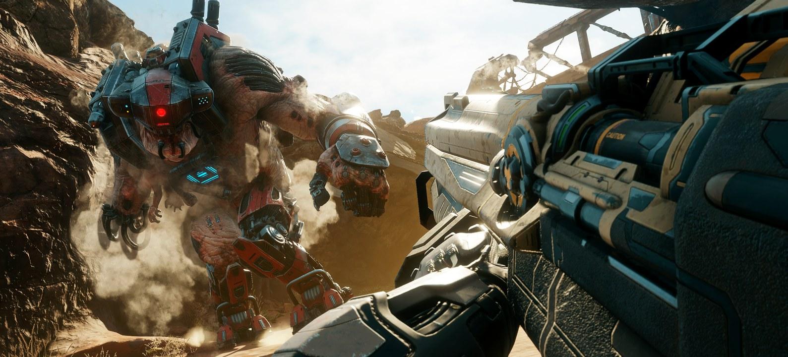 RAGE 2: il nuovo filmato illustra le principali caratteristiche di gioco
